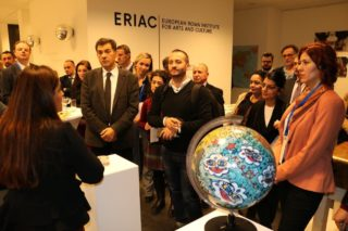 Reception hosted by Roma Integration 2020 and ERIAC for governmental officials