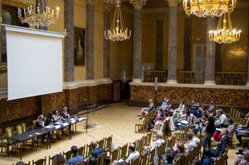 "ERIAC participates in REACH Opening conference ""Resilient Cultural Heritage and Communities in Europe"""