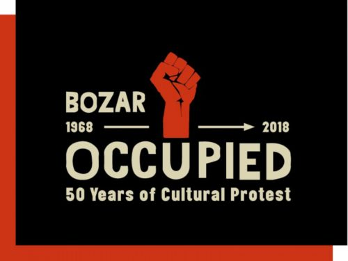 ERIAC joins the discussion about the power of protest at BOZAR
