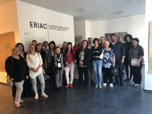 Hungarian civil society association ´Cselekvö közösség´ at ERIAC