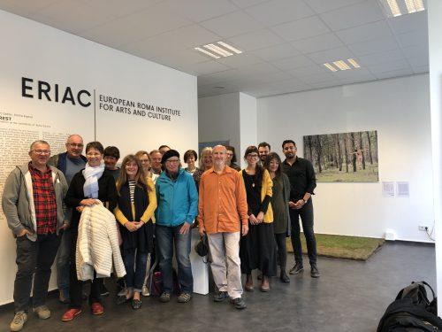 Against the Grain – Arbeit und Leben visit ERIAC