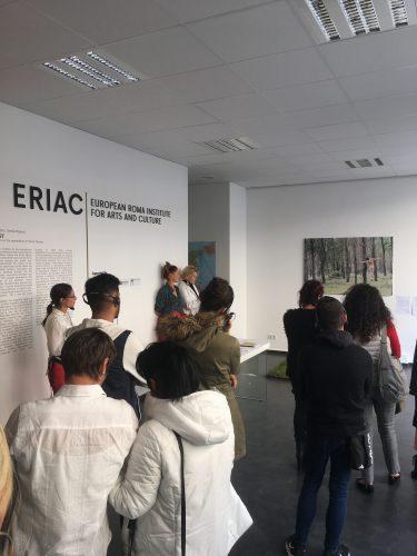 OSF Youth Community Fellows visit ERIAC