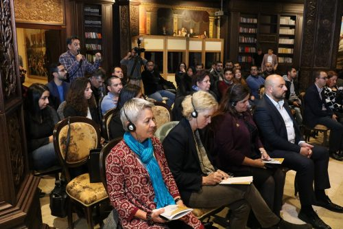 "The Shutka Lessons – ""ERIAC Cultural Institutions Network Initiative"" Skopje Event"