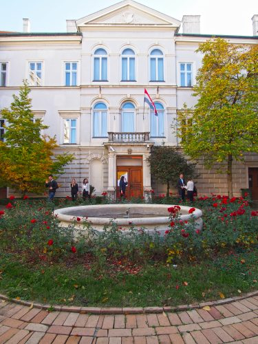 """The Roma Pedagogy for Reconciliation – """"ERIAC Cultural Institutions Network Initiative"""" Zagreb Event"""