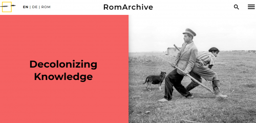 The European Roma Institute for Arts and Culture is the Future Host of the RomArchive
