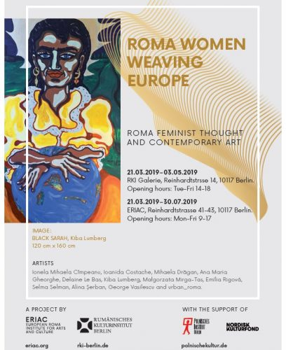"""Roma Women Weaving Europe"" Exhibition Opening – ERIAC and RKI"