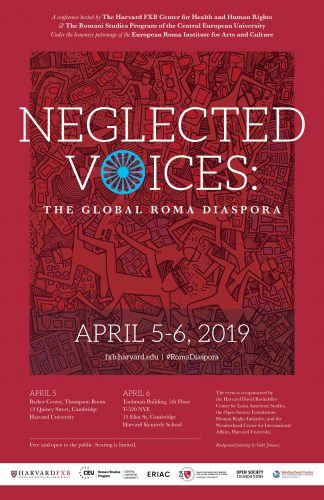 """Neglected Voices: The Global Roma Diaspora"" – Harvard University conference under Honorary Patronage of ERIAC"