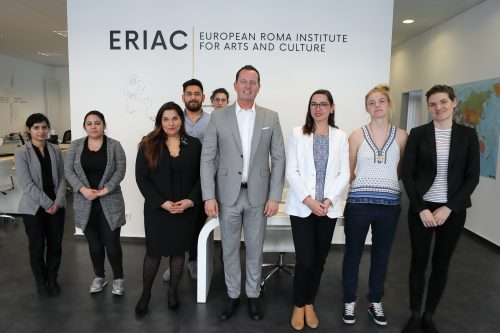 ERIAC welcomes U.S. Ambassador Grenell