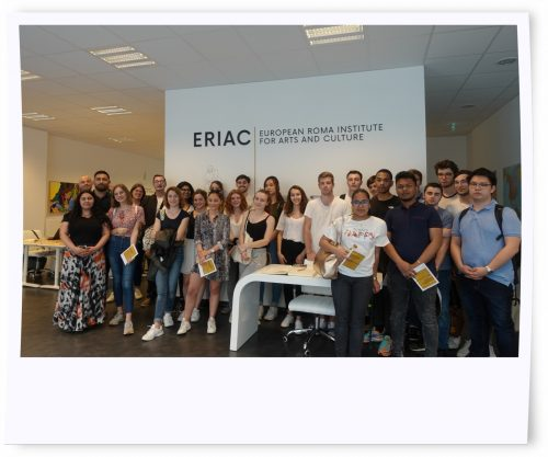 ERIAC hosts a group of high-school students from Lycée Jacques Amyot in Melun, France