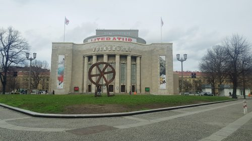 Diaspora Europe: Event series of ERIAC and Volksbühne Berlin 2020