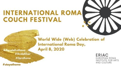 International Roma Day Online: Roma Couch Festival
