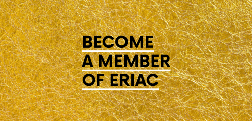 Became a Member of ERIAC – 3rd call for members is open!