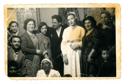Diaspora Europe: Family Archives