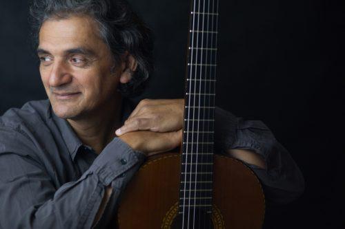 Diaspora Europe: Ferenc Snétberger – Solo Guitar Improvisations