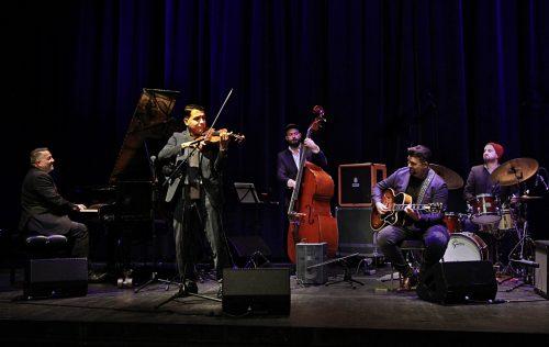 Sandro Roy & Jermaine Landsberger Trio feat. Giovanni Weiss