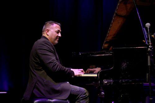 Jermaine Landsberger Trio feat. Giovanni Weiss