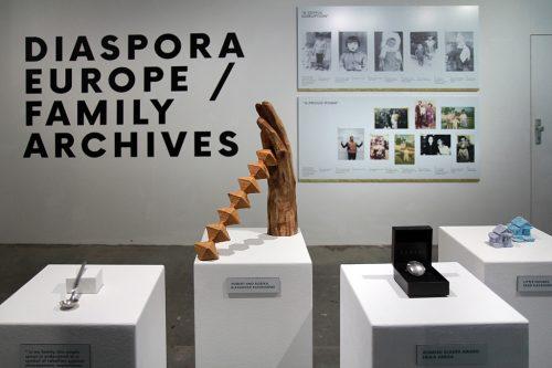 Diaspora Europe/ Family Archives