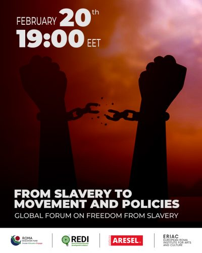"International Conference ""From Slavery to Movement and Policies"""