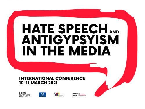 "INTERNATIONAL CONFERENCE: ""Hate speech and Antigypsyism in the Media"""