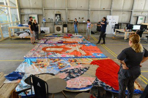 ERIAC collaborates with Autostrada Biennale to showcase Roma contemporary arts in Kosovo