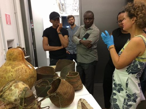 THE RESTITUTION OF ROMANI ARTWORKS AND ARTEFACTS  PANEL DISCUSSION – TRANSCRIPT Part II